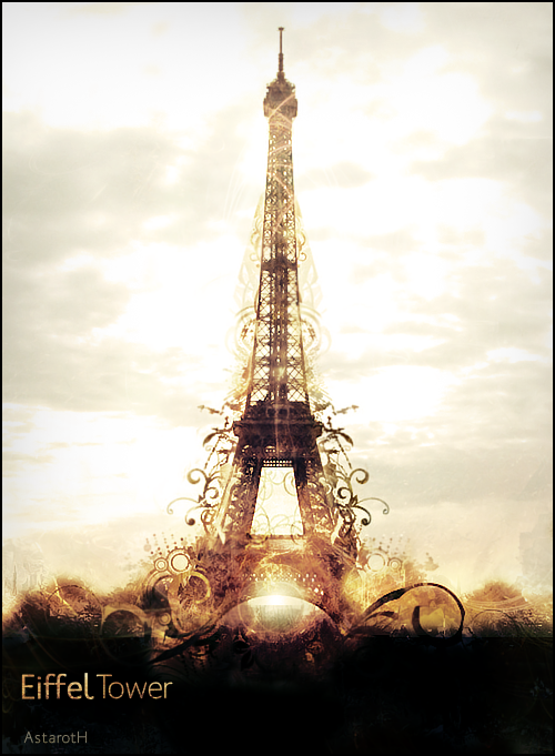 AstarotH's Gallery EiffelTawer_LP