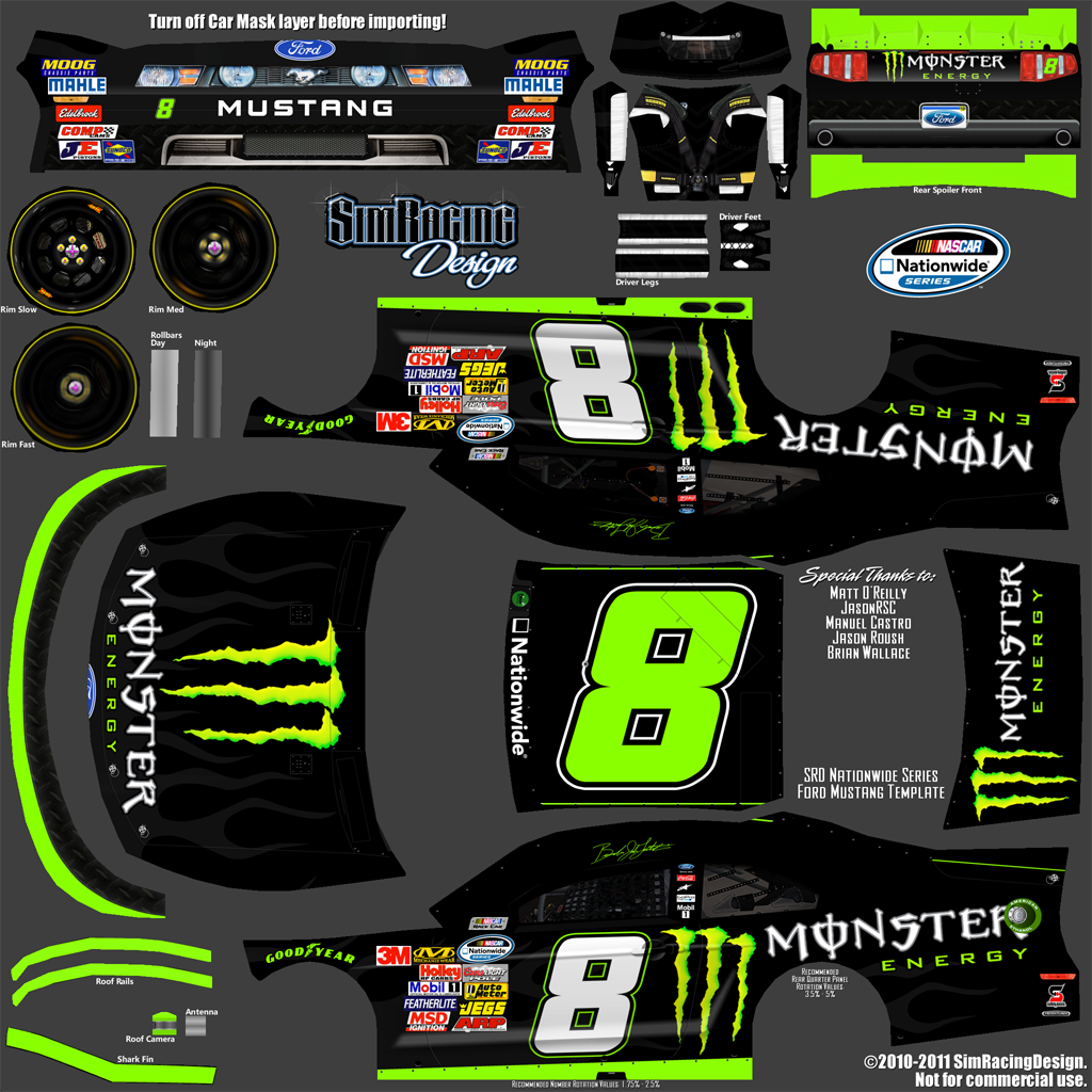 Brandon Lambert Designs - Page 3 8_Monster_Mustangcopy