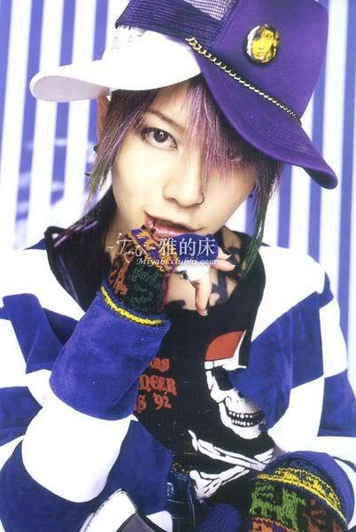 Miyaviiii *¬*!!!!!!!!!!!!!!!!! Blue2