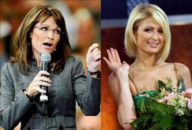 """""""Palin tiene un cuerpo potente"""" Palinhilton"""
