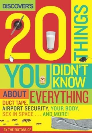 Discover 20 Things You dont Know about Everything Discover20ThingsYoudontKnowaboutEve