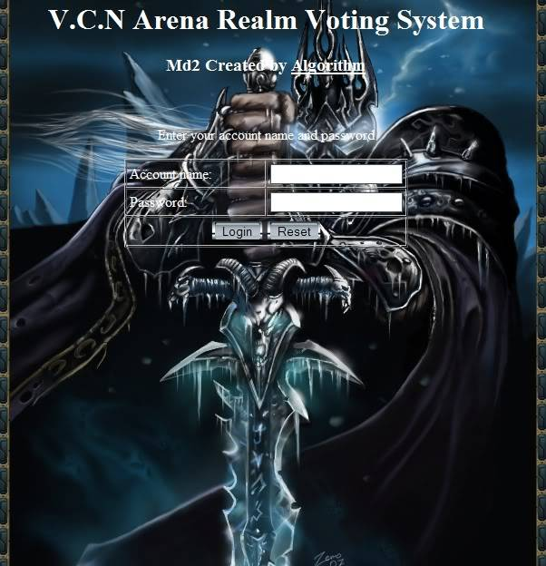 Painel de Votos com recompensa Votingmangos