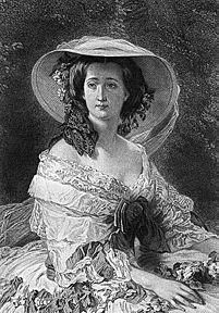 Eugenia de Montijo, emperatriz de Francia Eugenia_de_montijo