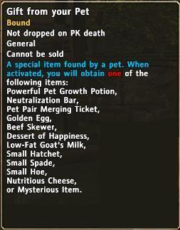 Pet Guide Gift