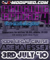 Revenge Legal Cruise Essex Arena COMPLETE N123330271020196_7091