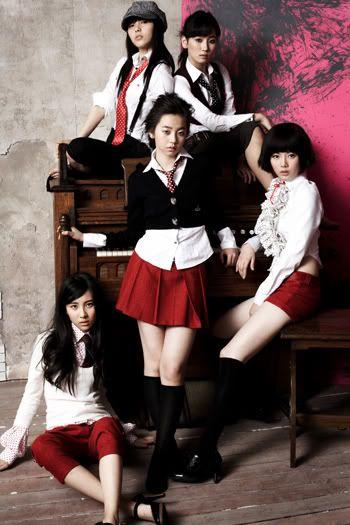 KPop - Wonder Girls (Album) Wondergirls
