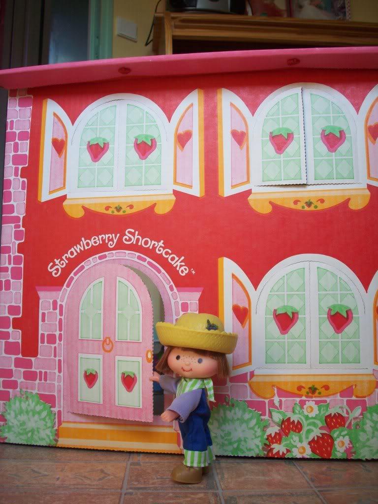 """[CHARLOTTE AUX FRAISES] la maison """"designer doll house"""" photos! 100_0100"""