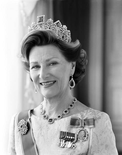 Casa Real de Noruega - Página 2 Sonja