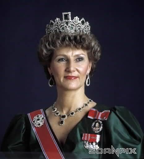 Casa Real de Noruega Stiara2ll