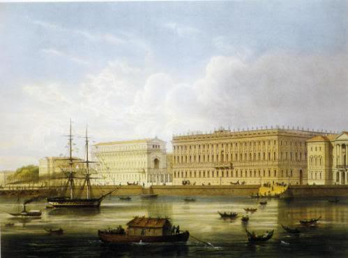 Los Grandes Duques de Rusia - Página 2 Marblepalace