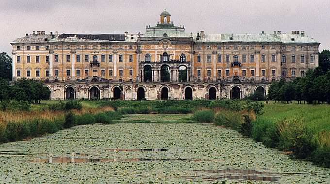 Los Grandes Duques de Rusia - Página 2 Strelna