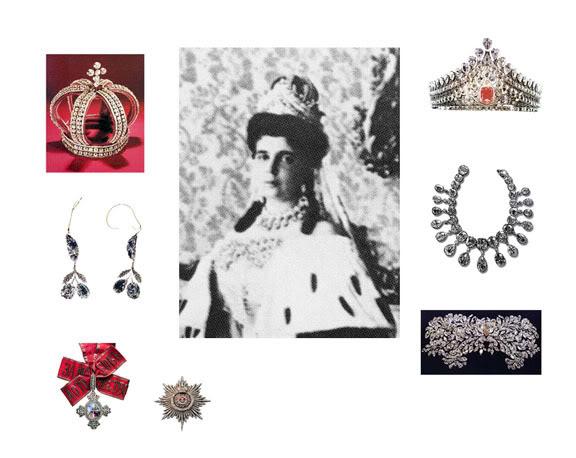 Casa Imperial de todas las Rusias - Página 2 1902mariagelnavladimirovnabijoux