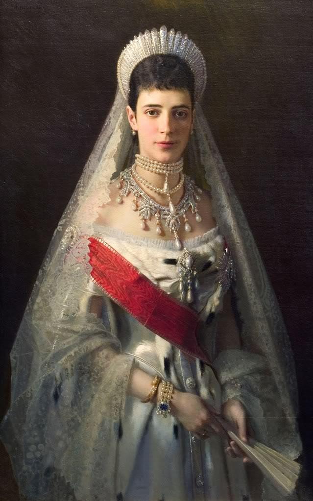 Alejandro III y María Feodorovna Maria_Feodorovna_by_Kramskoj