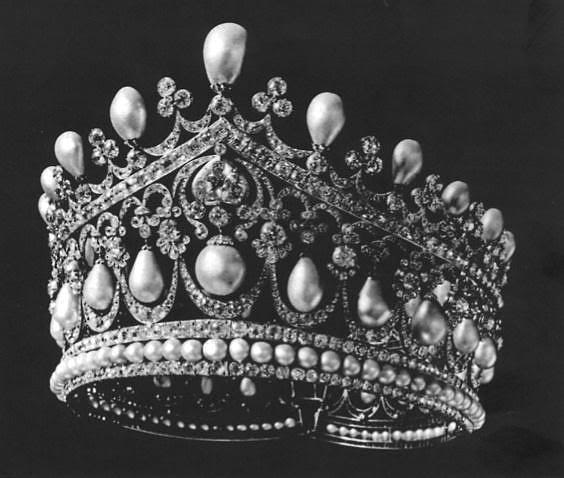 Casa Imperial de todas las Rusias Tiaras4