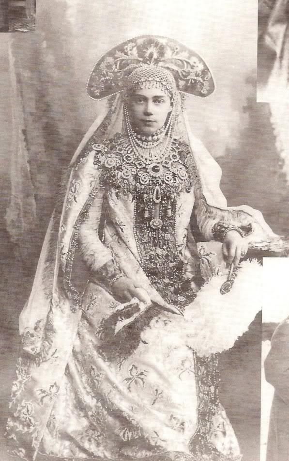 Casa Imperial de todas las Rusias - Página 2 Xenia-1