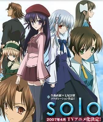 Sola - Anime Sola