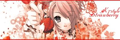 Lista de [DD]Music-Anime FIRMA-strawberry