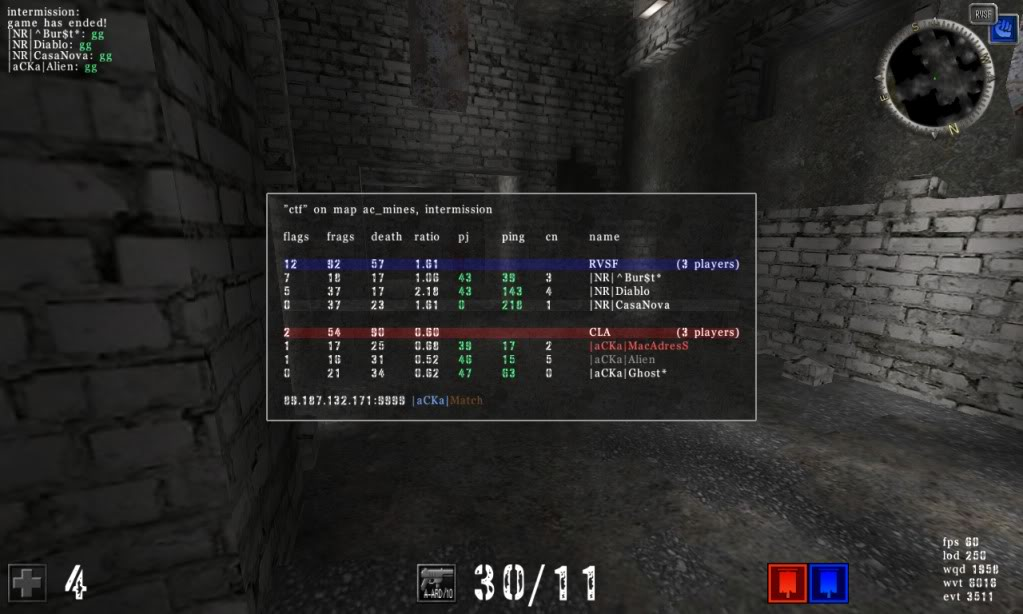 NR vs aCKa 3vs3 (win) 20090702_191553_ac_mines_CTF