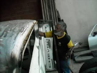 SETE GALO RESCUE TRUCK - RESTAURAÇÃO DE UMA C-10   - Página 2 DSCN0157