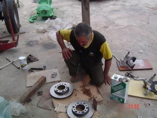 SETE GALO RESCUE TRUCK - RESTAURAÇÃO DE UMA C-10   SeteGaloRescueTruck038