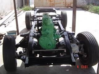 SETE GALO RESCUE TRUCK - RESTAURAÇÃO DE UMA C-10   SeteGaloRescueTruck100