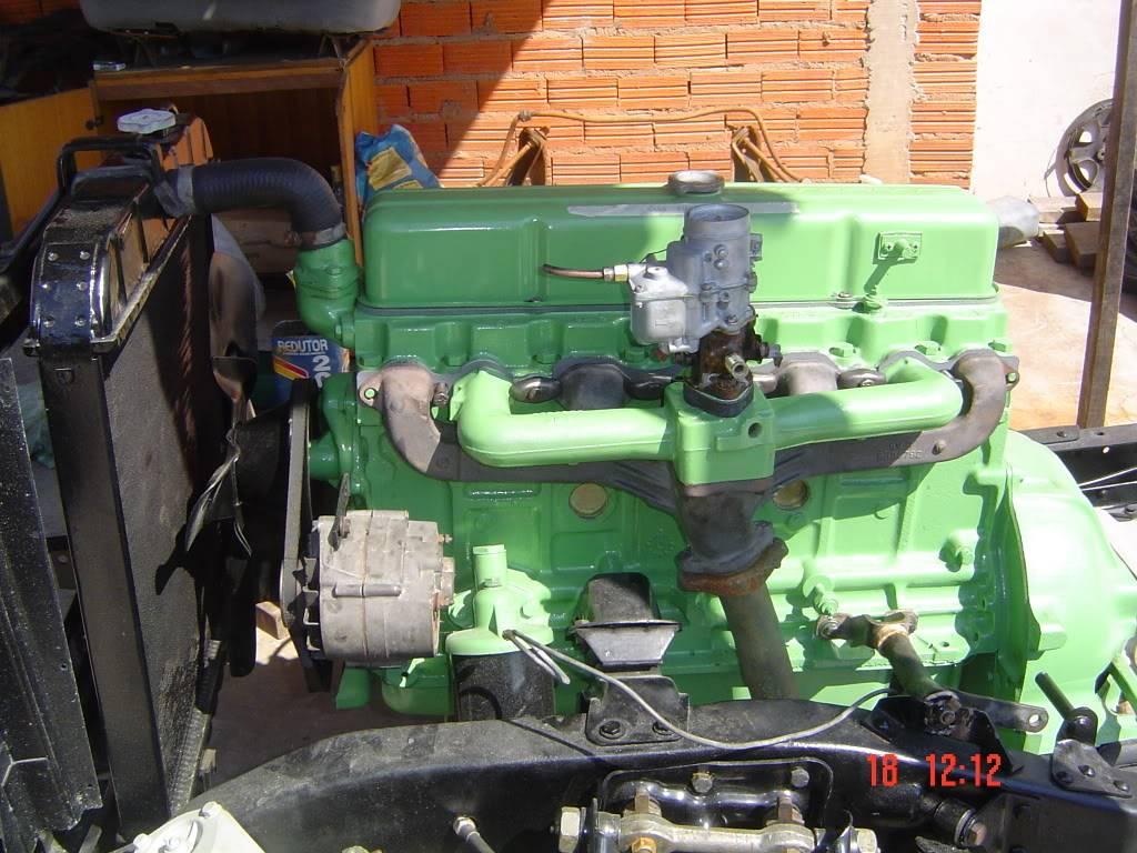 SETE GALO RESCUE TRUCK - RESTAURAÇÃO DE UMA C-10   - Página 2 SeteGaloRescueTruck146