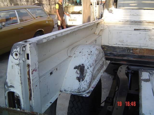 SETE GALO RESCUE TRUCK - RESTAURAÇÃO DE UMA C-10   - Página 2 SeteGaloRescueTruck191