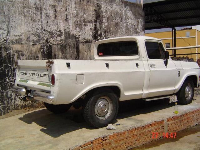 SETE GALO RESCUE TRUCK - RESTAURAÇÃO DE UMA C-10   Camionete_2
