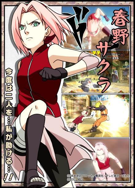 Galeria de Fotos De Naruto Sakura