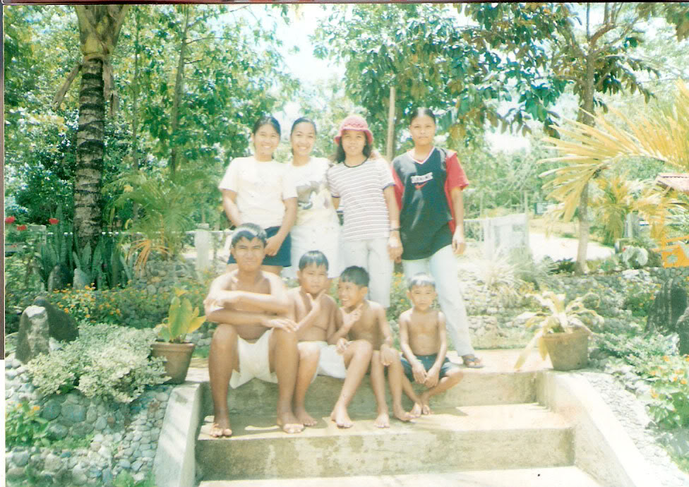 KALIKASAN FALLS & SWIMMING POOL @ CAMP PERALTA Family3