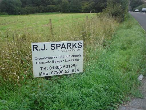 Sparks----Not SPARKS Ockley