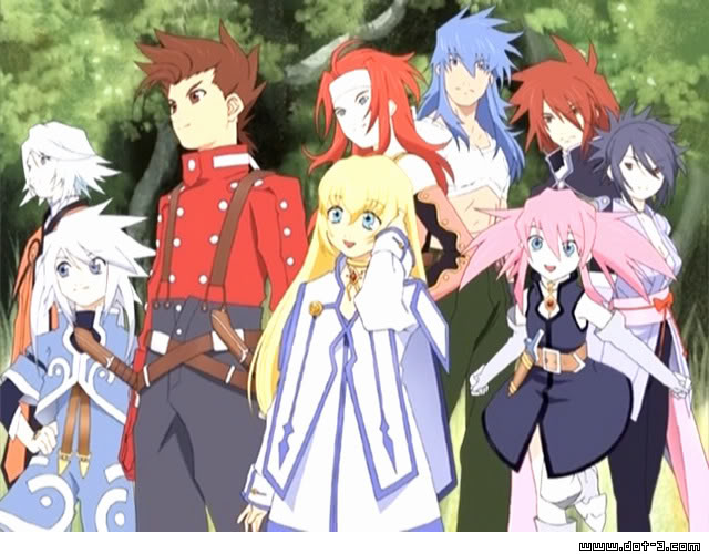 †♦Tales of Symphonia Gallery♦† Group7E5