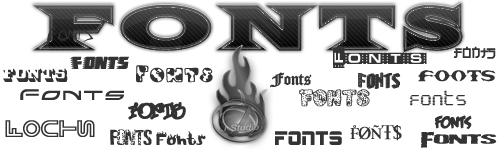 Pack de Fonts (fuentes) Fontss