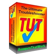 Ultimate Troubleshooter 4.50 with patch Bg9pag