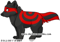 Chicken Smoothie Dog1_September08_Pup1