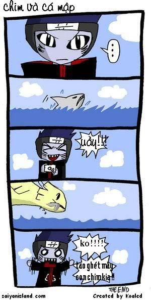 hài naruto part1 The_Bird_and_the_Shark