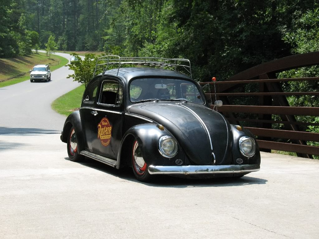 My 63 Bug better known as Baxter BaxteratTribbleMillPark010