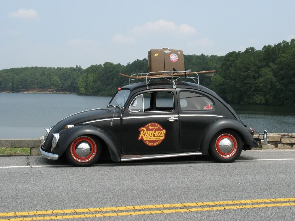 My 63 Bug better known as Baxter StoneMountain8-16-08001