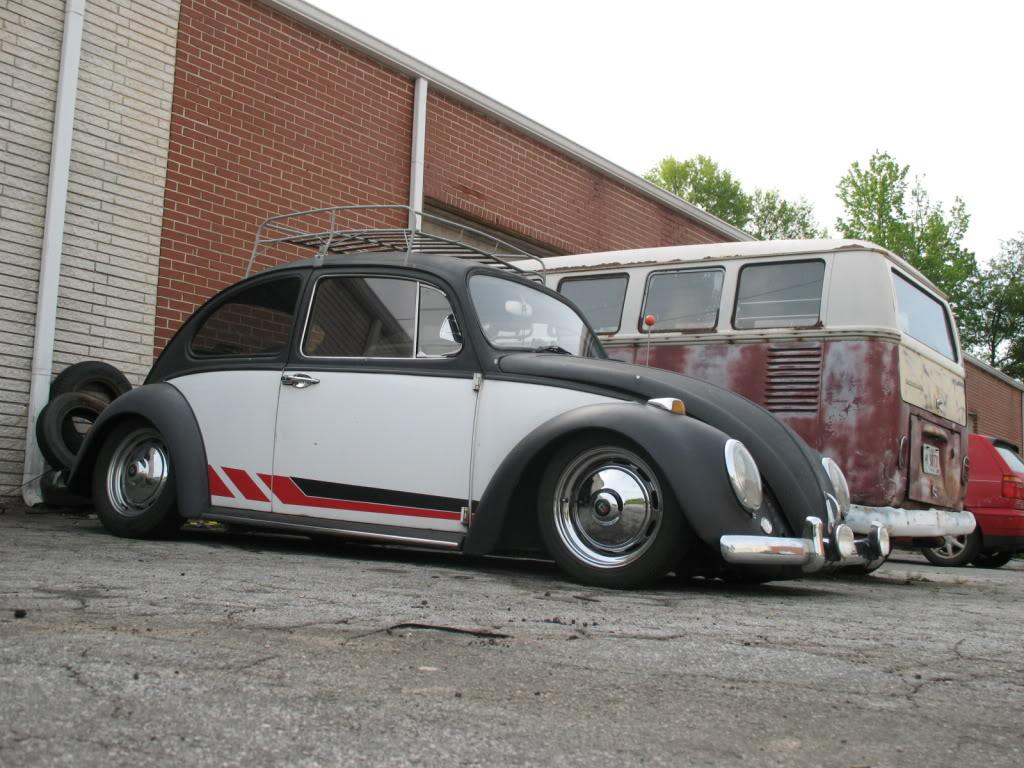 My new 66 (Herbie) 1966Bug008