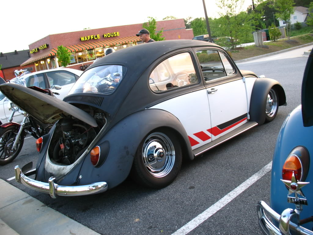 My new 66 (Herbie) 66Bugbeforebodyworkandpaint006