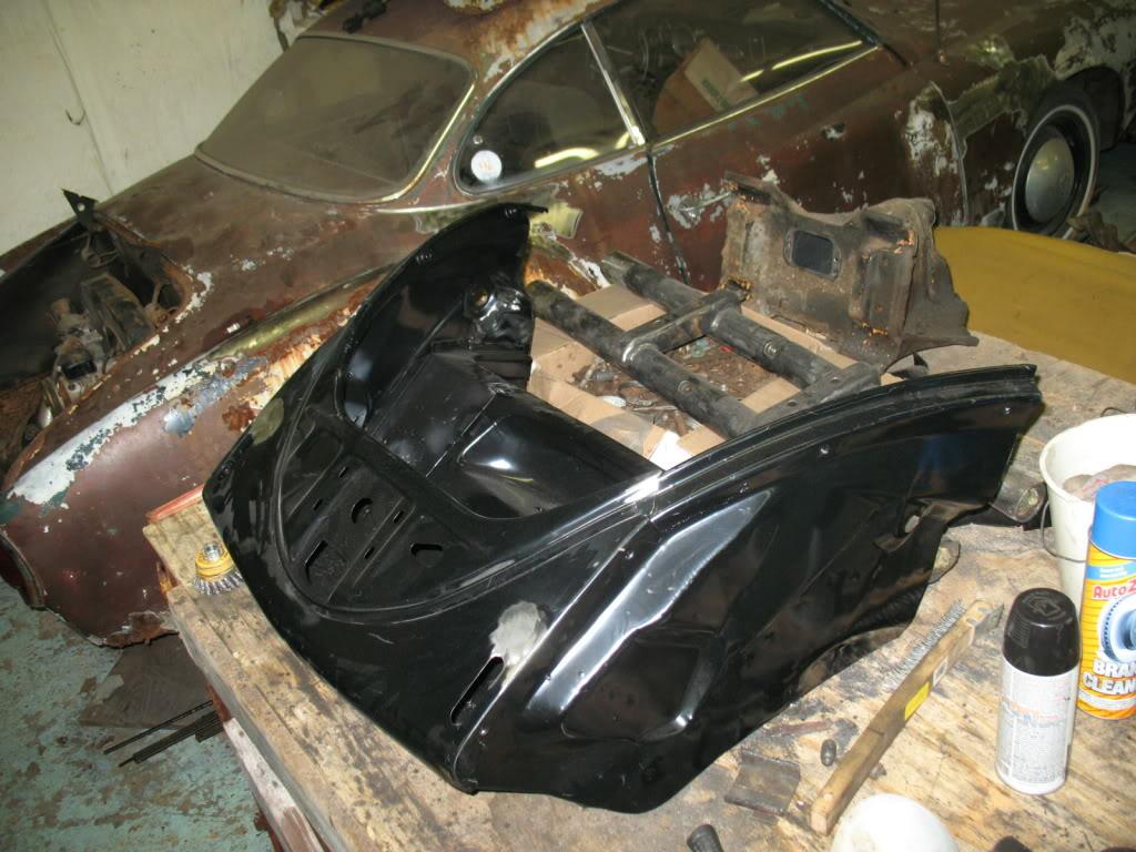 My new 66 (Herbie) Herbieearlystages5-03-09003