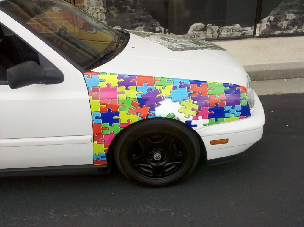 My 1997 Jetta GT PuzzleGraphics2