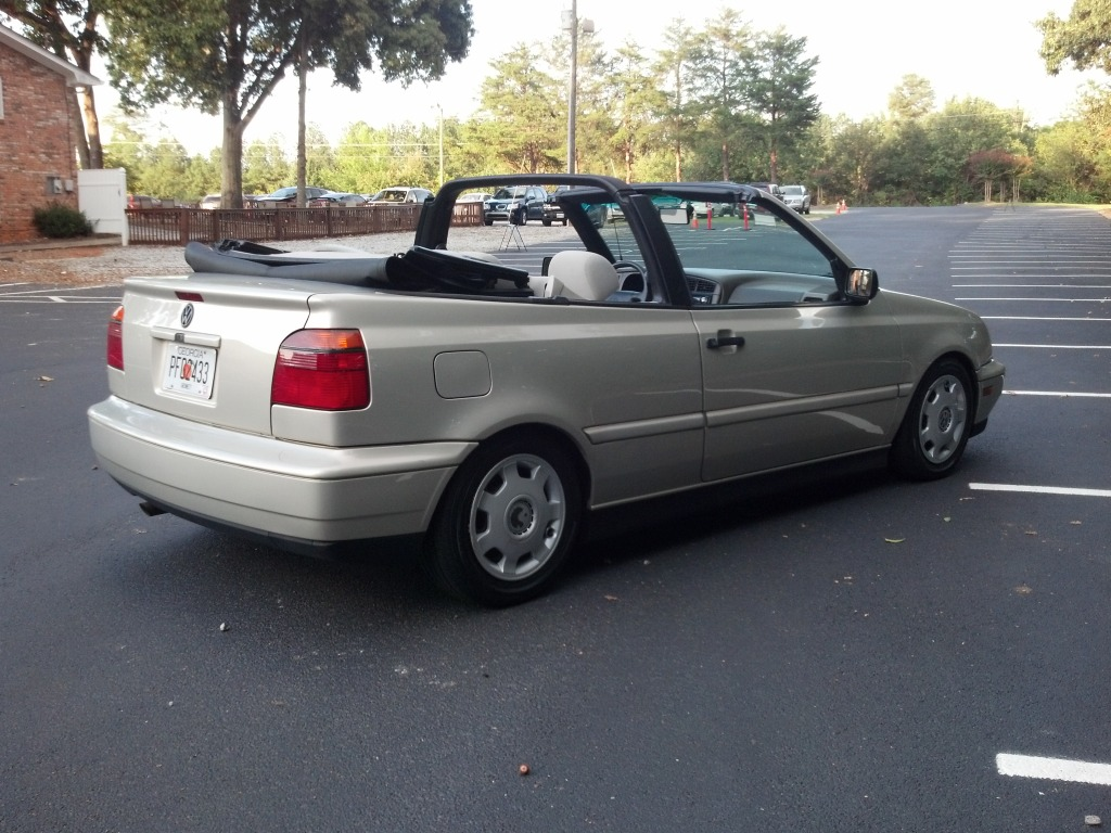 1999 VW Cabrio Dropped9-12-123