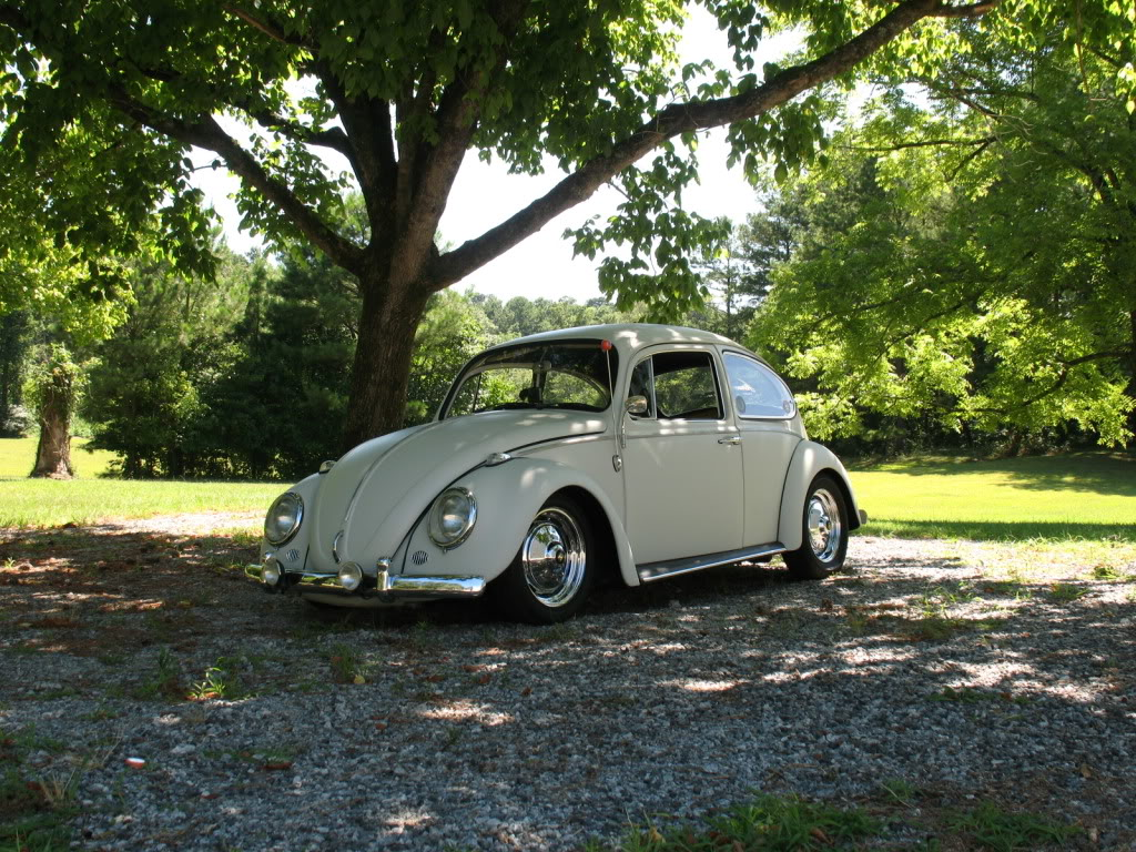 My new 66 (Herbie) - Page 2 7-18-09006