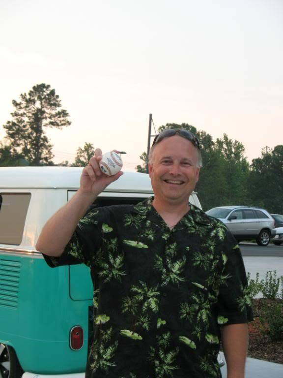 "70""s night with the Gwinnett Braves GwinnettBravesgame021"