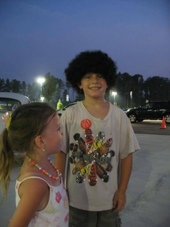 "70""s night with the Gwinnett Braves GwinnettBravesgame026"