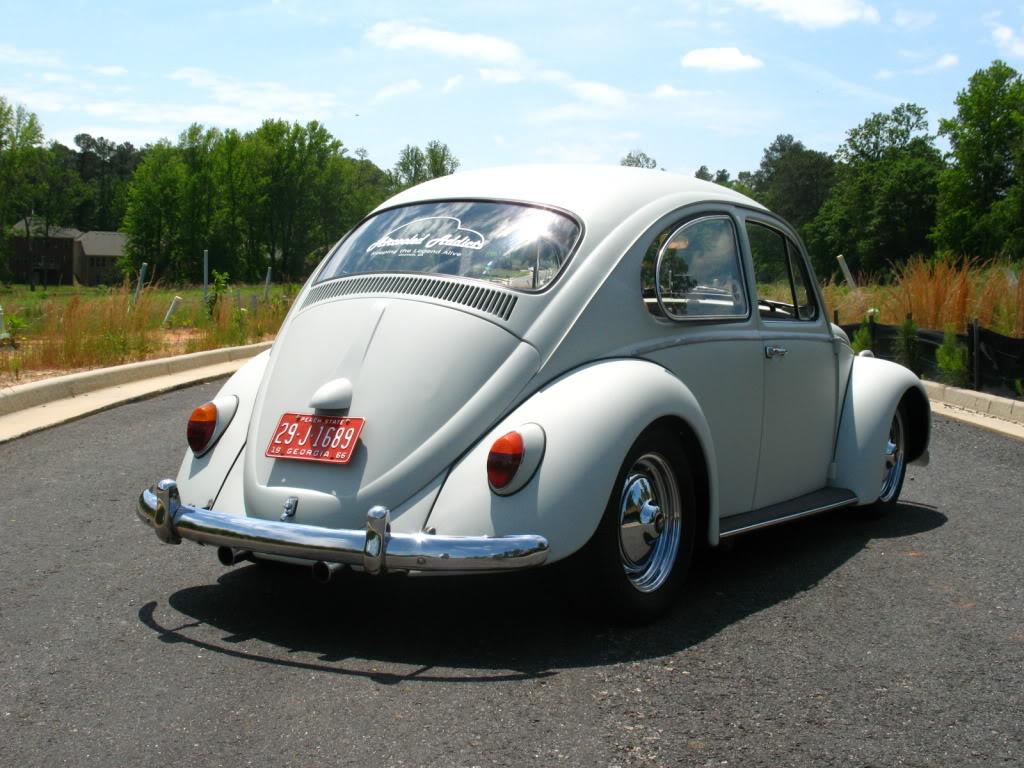 My new 66 (Herbie) Herbie5-12-09007