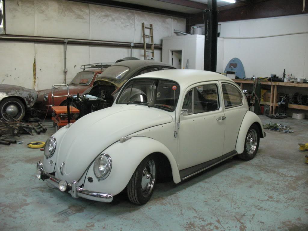 My new 66 (Herbie) PickingupHerbie5-11-09001
