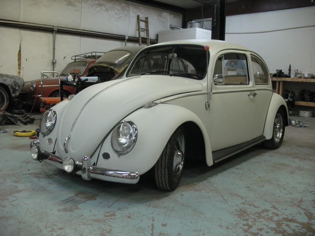 My new 66 (Herbie) PickingupHerbie5-11-09003
