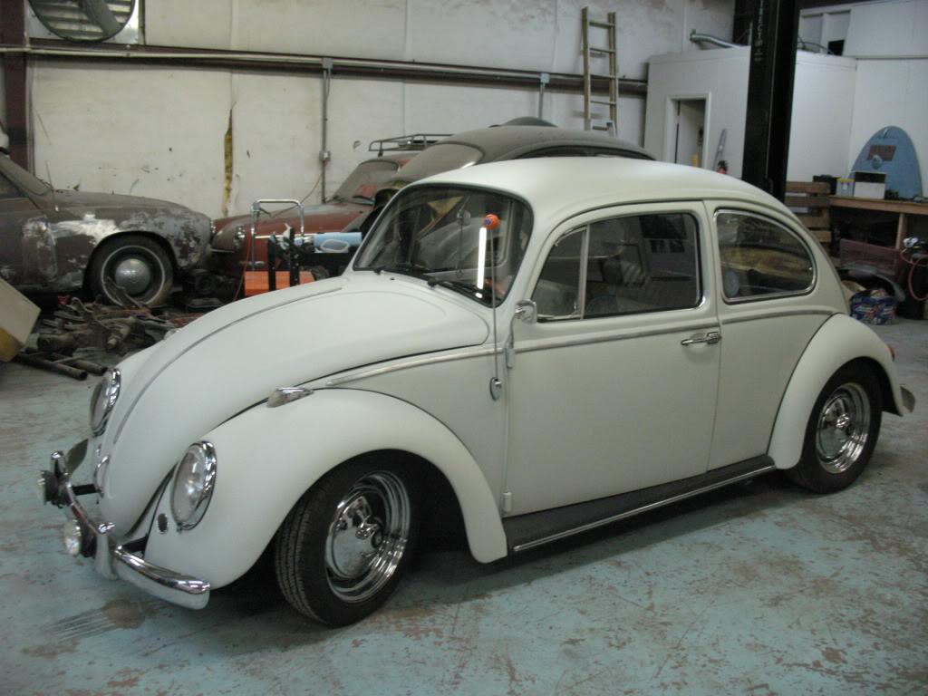My new 66 (Herbie) PickingupHerbie5-11-09004